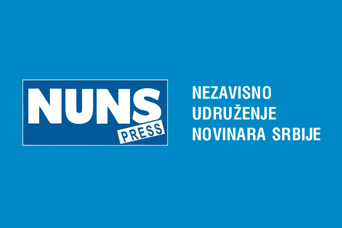 NUNS - Nezavisno udruženje novinara Srbije